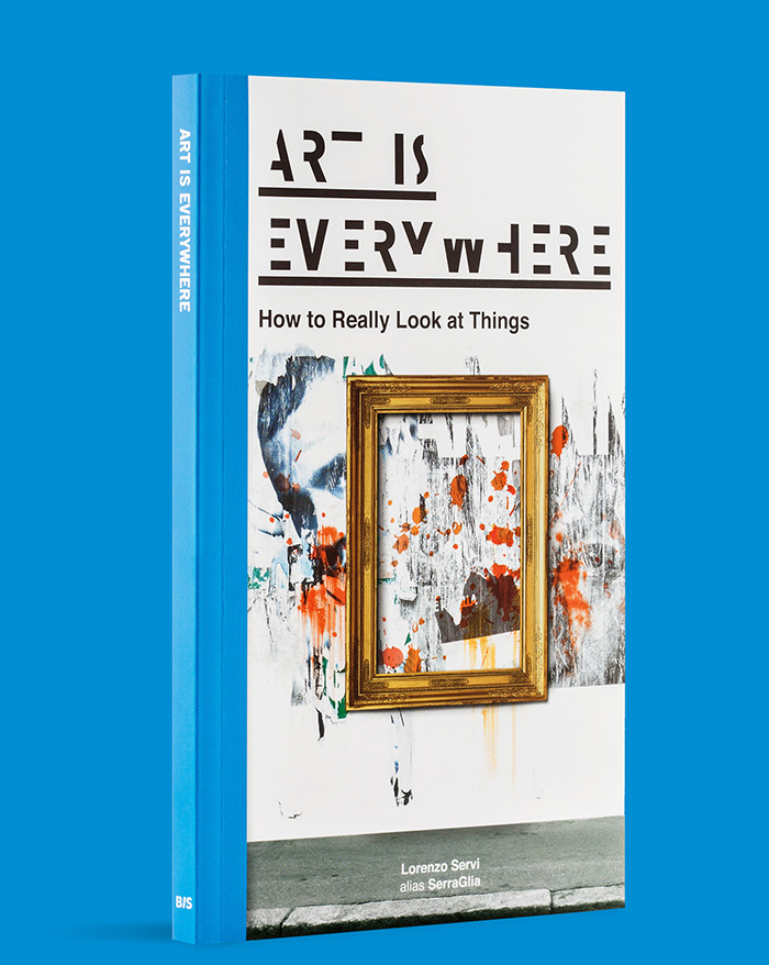 Art is everywhere book